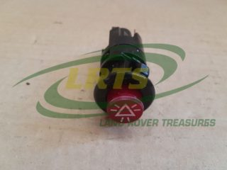NOS LAND ROVER LIGHTWEIGHT AND 101 FORWARD CONTROL HAZARD WARNING SWITCH PART 579225
