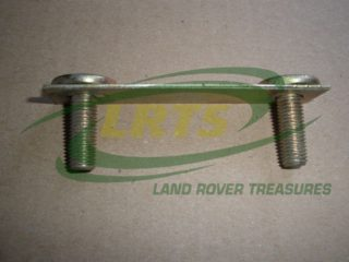 NOS LAND ROVER STUD PLATE FIXING SILL PANEL SERIES DEFENDER PART 332603 MRC2481