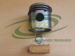 ORIGINAL LAND ROVER PISTON+RINGS FOR 300 TDI RANGE ROVER & DISCOVERY PART ERR2410