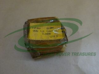 231594 SEAL AIR CLEANER ELBOW LAND ROVER SERIES 1