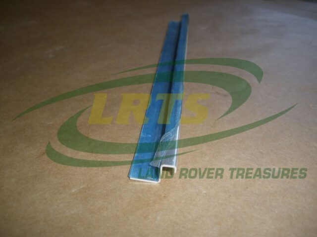 330202 FIXING CHANNEL GLASS DOOR TOP LAND ROVER SERIES FORWARD CONTROL