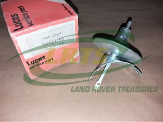 VACUUM UNIT GENUINE LUCAS FOR DISTRIBUTOR LAND ROVER SERIES 54424158