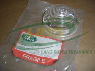 589284 SIDE LIGHT LAMP LENS LAND ROVER SERIES DEFENDER