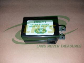 ERR4277 SWITCH ASSY CRUISE CONTROL LAND ROVER RANGE ROVER CLASSIC