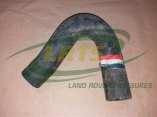 RADIATOR BOTTOM HOSE NOS UNIPART FOR LAND ROVER SERIES AND LIGHTWEIGHT GRH609 NRC3115