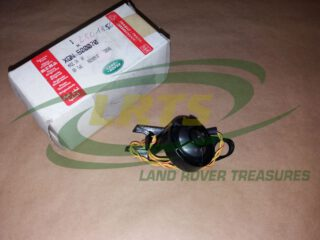 LR018563 SPEAKER TWEETER LH FRONT DOOR AND ROVER RANGE ROVER