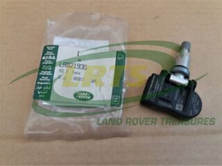 GENUINE LAND ROVER TYRE PRESSURE SENSOR FREELANDER 2 PART LR021935