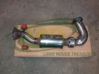 LR041438 CATALYST ASSY EXHAUST LAND ROVER RANGE ROVER EVOQUE