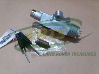 LR077439 STEERING LOCK COMPLETE INCLUDING 1 DOOR LOCK LAND ROVER DEFENDER