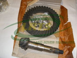 RTC1393 CROWN WHEEL AND PINION MILITARY LAND ROVER 101 FORWARD CONTROL
