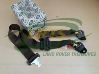 GENUINE LAND ROVER REAR CENTER SEATBELT ASSY RANGE ROVER CLASSIC PART RTC6750