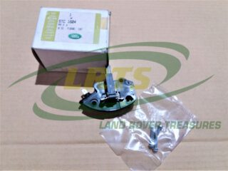 GENUINE LAND ROVER REGULATOR BRUSH BOX ALTERNATOR DISCO PART STC1604