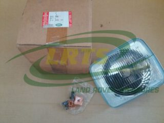 GENUINE LAND ROVER HEADLIGHT LEFT HAND LHD DISCOVERY PART STC768