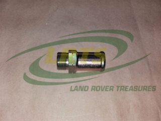 HEATER OUTLET ADAPTOR METRIC THREAD GENUINE LAND ROVER FOR SERIES ERC9453