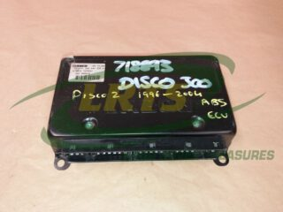 LAND ROVER DISCOVERY ABS CONTROL MODULE ECU SRD000070