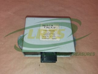 LAND ROVER DISCOVERY 2 POWER FOLD MIRROR MODULE ECU YWC105260