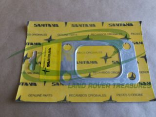 NOS GENUINE SANTANA LAND ROVER GASKET FOR TURBO OF SERIES III & IIIA