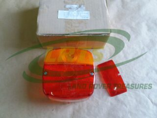 GENUINE NOS HELLA COMBINATION REAR LIGHT LENS SANTANA 193148