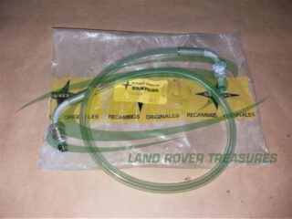 NOS GENUINE SANTANA LAND ROVER FUEL LINE TUBE 2.5 DE AND 2500 DL MODELS.