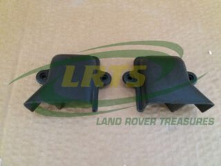 GENUINE LAND ROVER SET OF AIR DUCT OUTLETS TO FLOOR PART 395829 & 395830