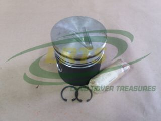 118418 PISTON & RING ASSY LAND ROVER SANTANA