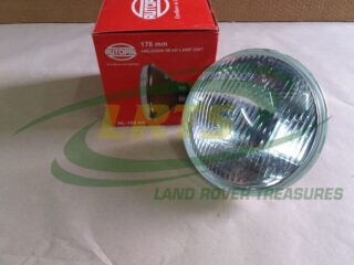 LAND ROVER SERIES HEADLAMP ASSEMBLY