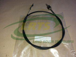 207326 BONNET RELEASE CABLE LAND ROVER SANTANA