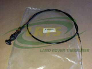 165664 CHOKE CABLE LAND ROVER SANTANA
