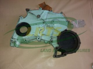 554541 FRONT TIMING COVER LAND ROVER SERIES