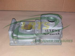 127343 TOP COVER GEARBOX LAND ROVER SANTANA