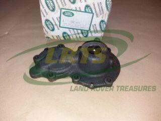 FRC4875 NOS LAND ROVER DEFENDER V8 FRONT COVER LT85