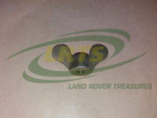 302934 WING NUT SPARE WHEEL CLAMP LAND ROVER & SANTANA