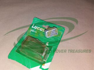 SFB114 LU35048 FLASHER RELAY UNIT LAND ROVER SERIES