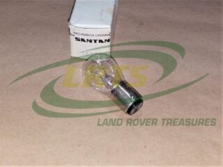 165870 510817 LIGHT BULB 24V SANTANA & LAND ROVER